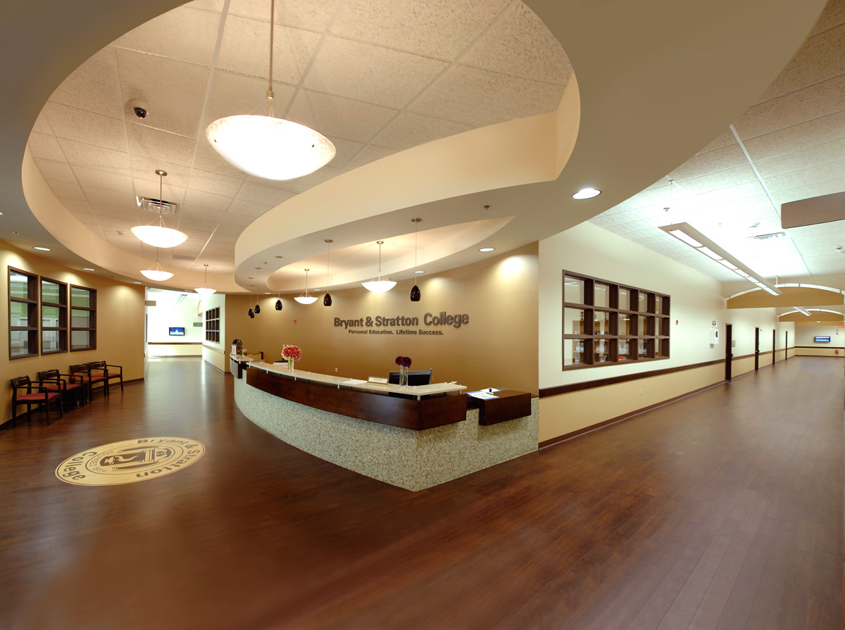Bryant & Stratton College Project – Greenfield Flooring