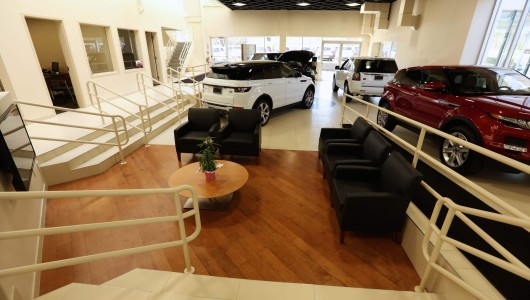 commercial flooring rochester ny, dealership floor