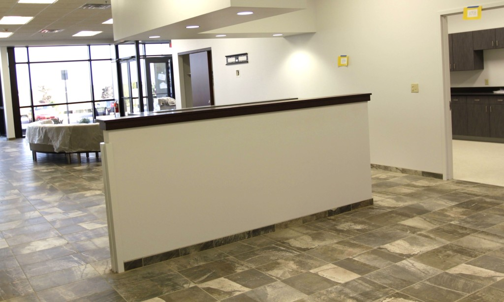 VCT, Also Known As Vinyl Composite Tile, Is One Of The More Common Flooring  Options For Commercial Constructions. You Donu0027t Have To Worry About Floors  ...