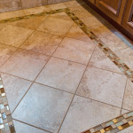 ceramic tile in bathroom