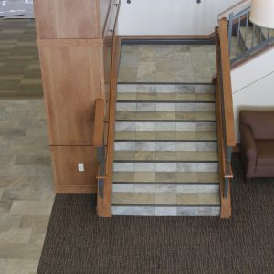 Ceramic Tile Commercial Flooring