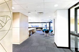 Carpeting for an Office Building