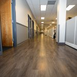 Laminate Flooring Installation in Commercial Property